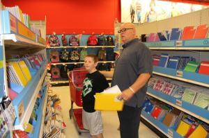 SCPTA Target School Spree 2013 Pic 2