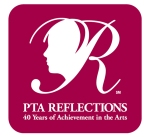 40th Reflections Logo-PMS208