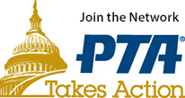 Takes Action Sign-Up Button Ad