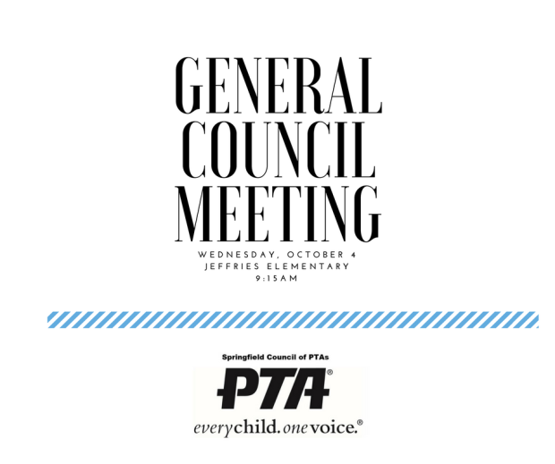 10-4 General Council Meeting